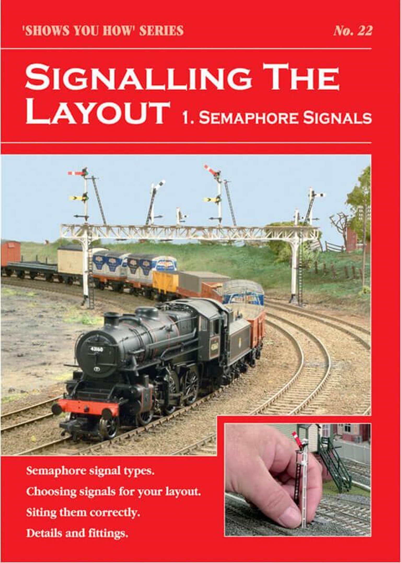 """Shows You How"" Series - Signalling the Layout - Part 1: Semaphore Signals"
