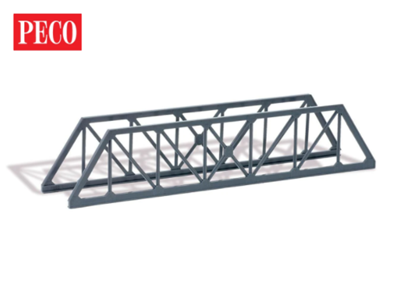 LK11 Lineside Kit - Truss Girder Bridge Sides