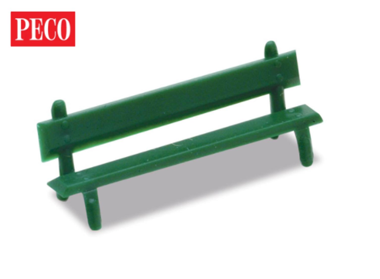 LK25 Platform Seats, green