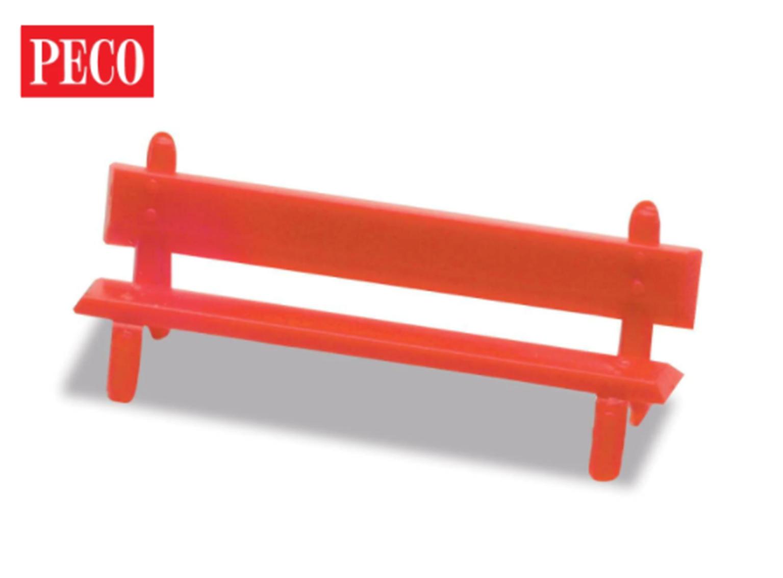 LK26 Platform Seats, red