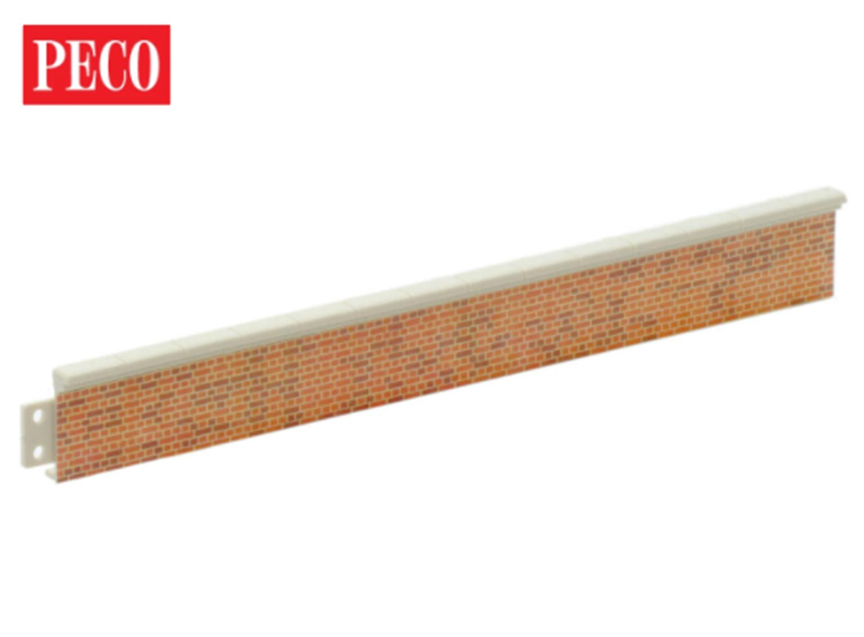 LK60 Platform Edging, brick type