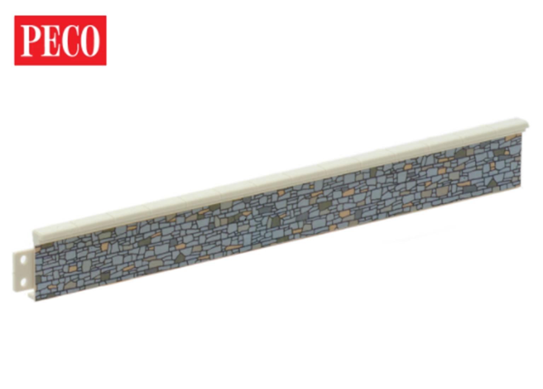 LK61 Platform Edging, stone type