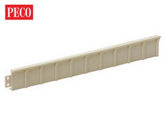LK62 Platform Edging, concrete type