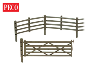 Peco LK-743 Flexible Field Fencing & Gates
