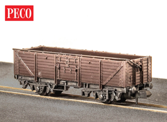 Open Wagon, Tarpaulin Wagon Kit