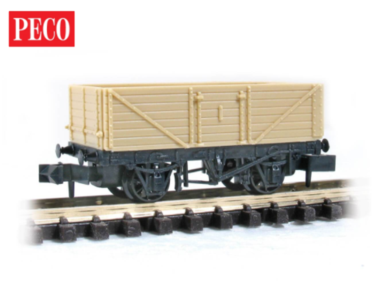 7 Plank Open Wagon Wagon Kit