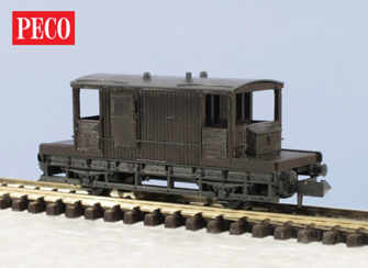 SR type Brake Van Wagon Kit