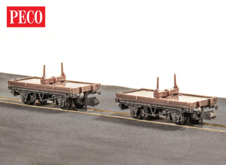 Single Bolster Wagon Kit (Pair)