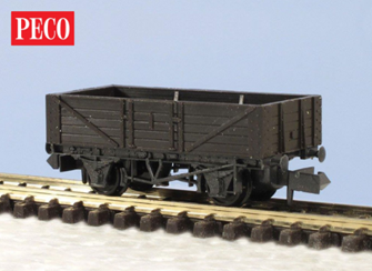 5 Plank Open Wagon Kit