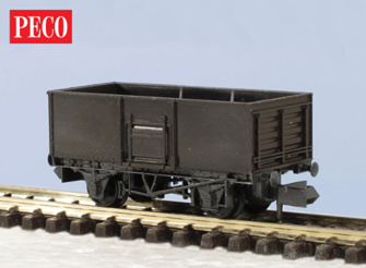 Butterley Steel Type Open Wagon Kit