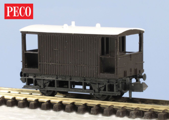 LMS type Brake Van Wagon Kit