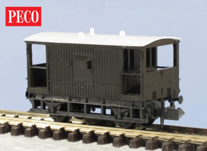NE type Brake Van Wagon Kit