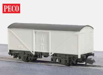 Parcels and Fish Box Van Wagon Kit