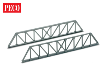 NB38 Truss Girder Bridge Sides x4