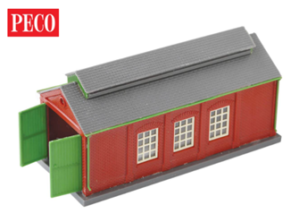 Brick Built Engine Shed