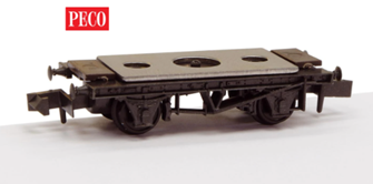 NR-121D 10ft Wheelbase Easy Assembly Chassis Kit