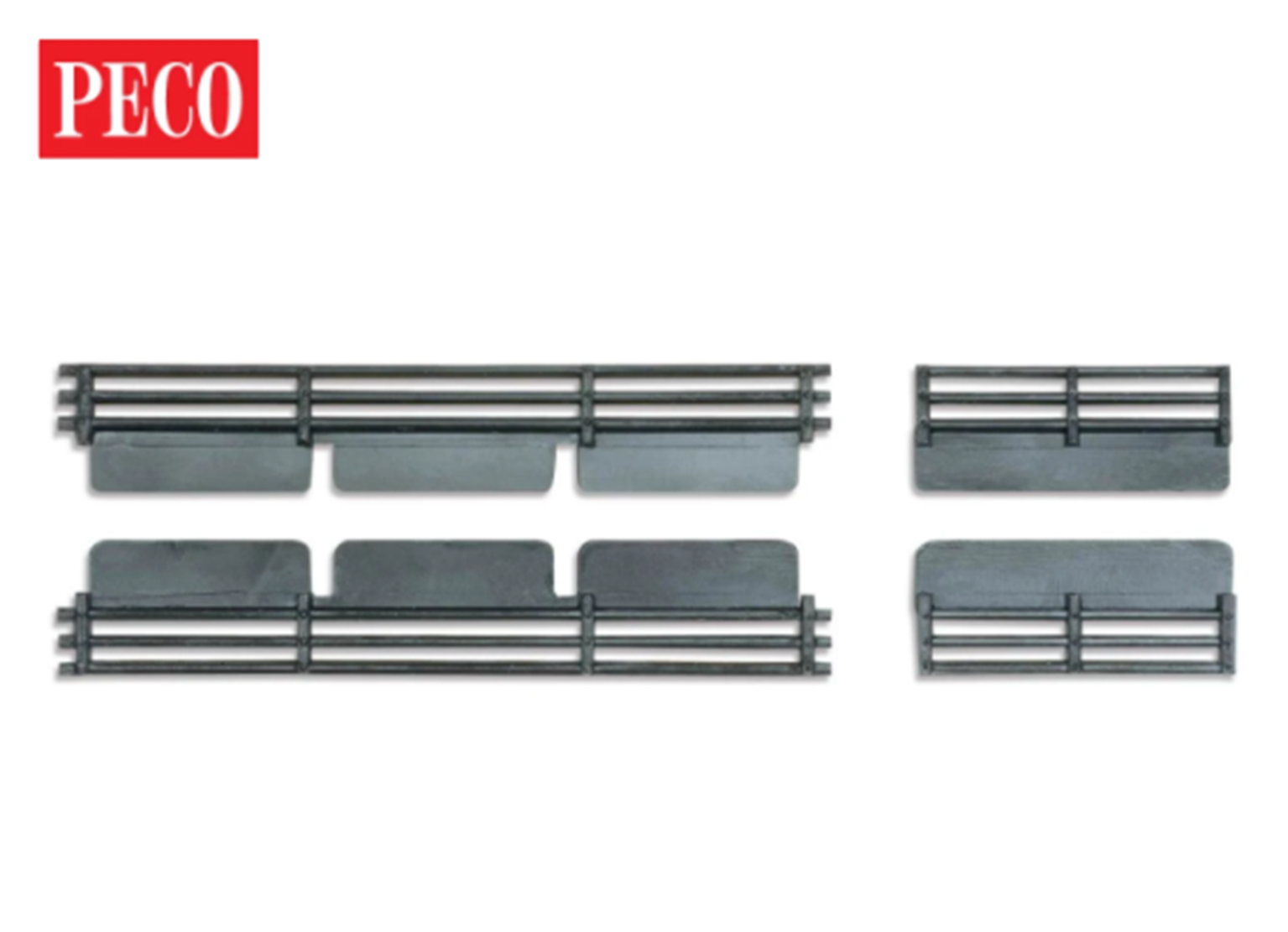Coke extension Boards (to fit 7 Plank Wagons) Wagon Load (Pack of 4)