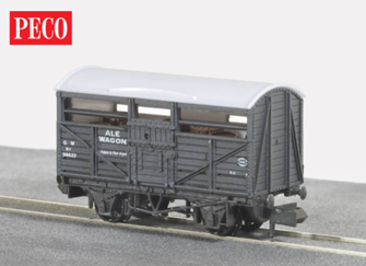 GWR Ale Wagon including Load No.38622