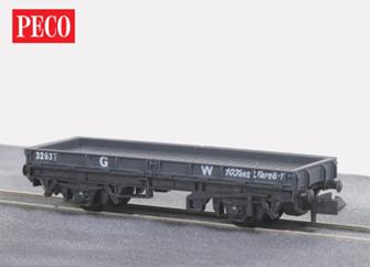 NR5W GW Dark Grey Plate Wagon