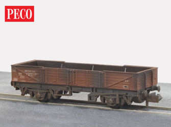 NR7EW Ferry Tube Wagon - Bauxite (Weathered)