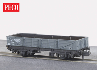 Ferry Tube Wagon - Grey