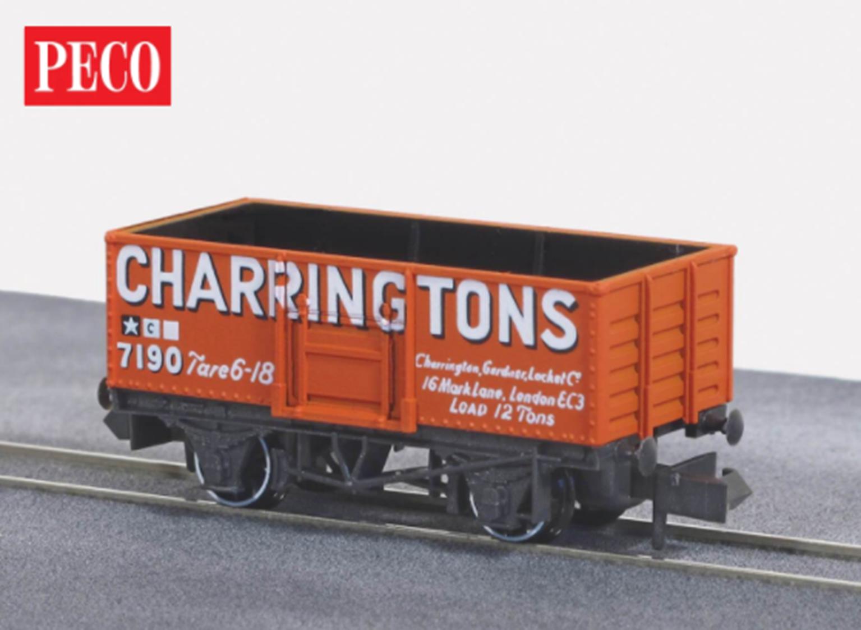 Charringtons, Red Butterley Steel Type Coal Wagon