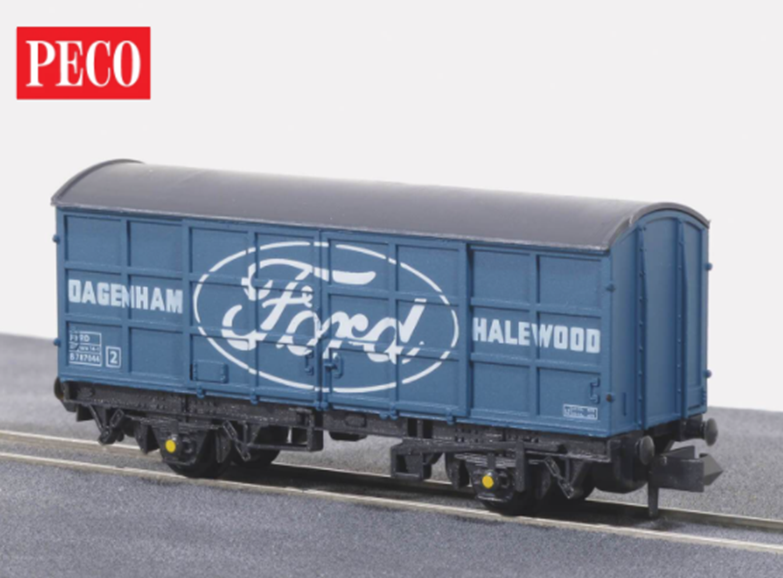 Pallet Van 'Ford - Dagenham & Halewood' #B787044