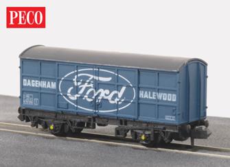 Pallet Van 'Ford - Dagenham & Halewood' #B787398