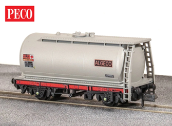 15ft Wheelbase Tank Wagon (Type D) Algeco No. ALG49071
