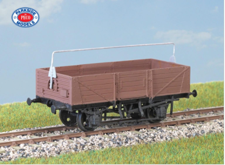 BR 13 Ton Wooden Open Wagon Kit