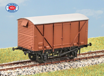 BR 12 Ton Van Plywood Sides Kit