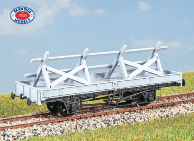 LNER 21 Ton Trestle Wagon Kit