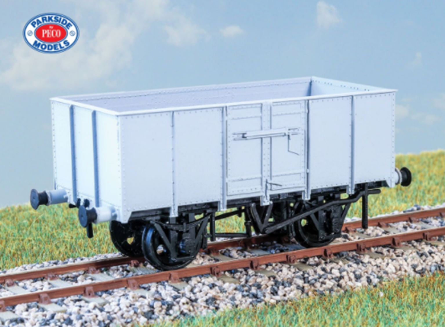 BR 16 Ton Mineral Wagon (French Type) Kit