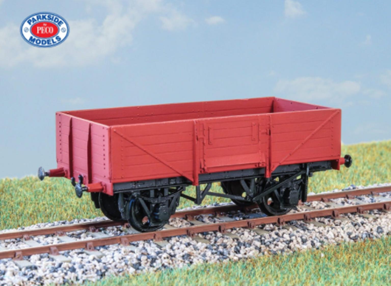 LNER 12 Ton 5 Plank Open Wagon Kit