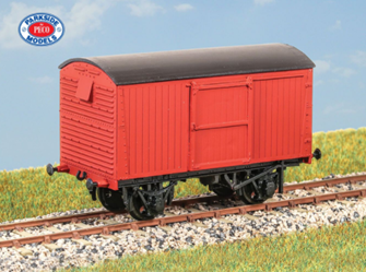 LNER 12 Ton Van (Corrugated Ends) Kit
