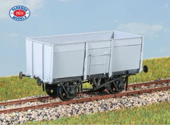 BR 16 Ton Mineral Wagon (Slope Sides) Kit