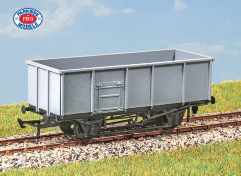 BR 21 Ton Mineral Wagon (1977 Rebuilt) Kit