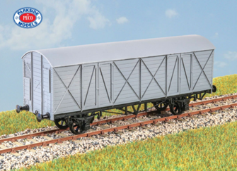 GWR Mink D Goods Van Kit