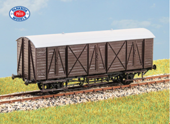 GWR 'Bloater' Fish Van Kit (Diag.S8)