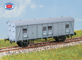 British Railways (Southern Region) CCT Parcels Van Kit