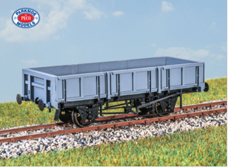 BR 'Rudd' 21 Tonne Ballast Wagon Kit