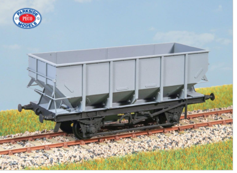 BR 21 Ton Coal Hopper 1/146 Kit