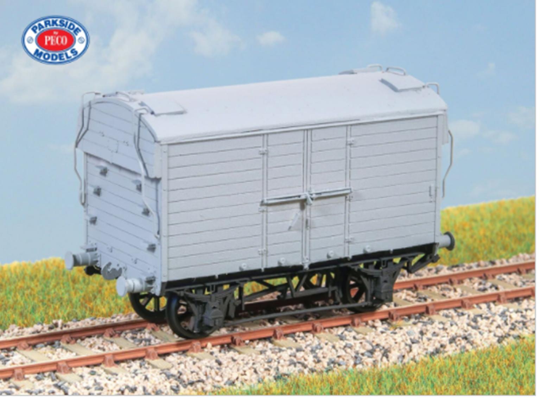 GWR 6 Ton Insulated Van Mica B (Diag. X7)