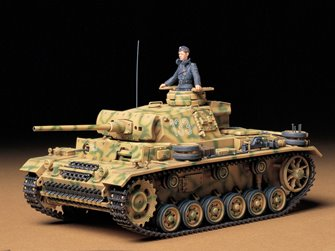 1/35 Military Miniature Series no.215 German Pz.Kpfw. III Ausf.L