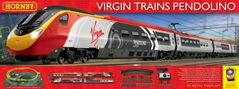 Virgin Trains Pendolino Train Set