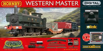 The Western Master Train Set with eLink