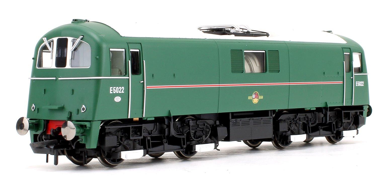 Class 71 - E5022 BR Green Electric Locomotive