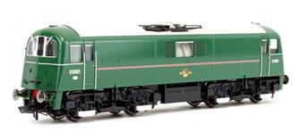 Class 71 - NRM E5001 BR Green Bo-Bo Electric Locomotive