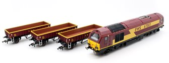 EWS Freight Train Pack - Limited Edition