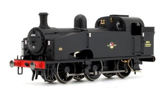 Class J50 BR Black (Late) 0-6-0 Tank Locomotive Departmental No.14'